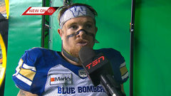 Bighill on the importance of closing out games for Bombers