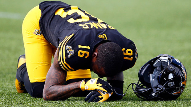 Scianitti details the latest on a long list of injuries plaguing the Ticats