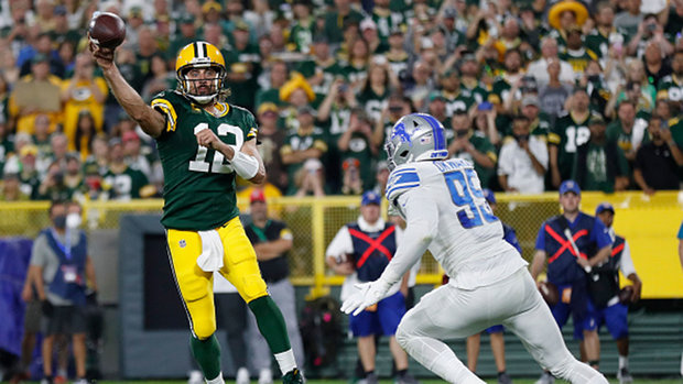 Greer: Rodgers responded like everyone thought he would