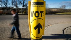 The main issue in Canada's federal election is that it's taking place to begin with: Frank McKenna