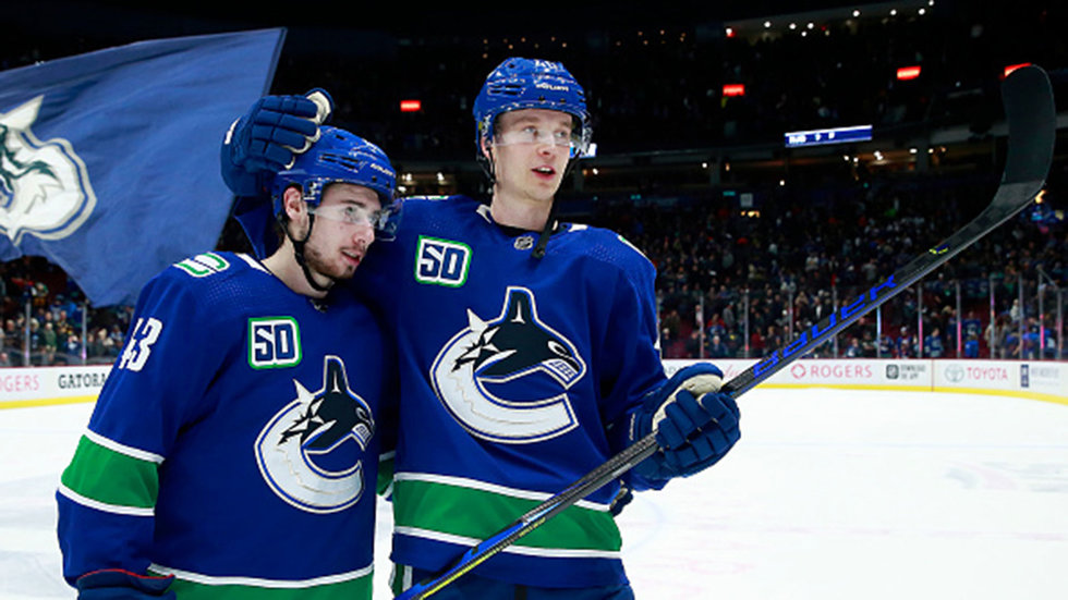 Pre-Season 7: Hughes and Pettersson contracts remain Canucks' biggest question mark