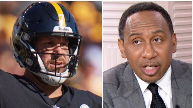 Why Stephen A. is very worried about his Steelers