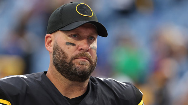 Keyshawn: Steelers should be concerned about Big Ben's pectoral injury