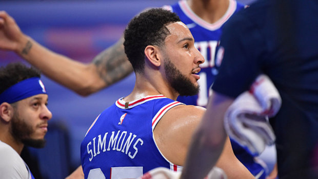 Stephen A. not surprised Ben Simmons isn't showing up to training camp