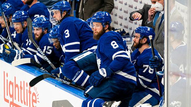 Shilton's spotlight for Leafs training camp