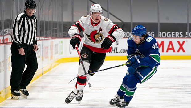 What's next for Pettersson, Hughes and Brady Tkachuk?