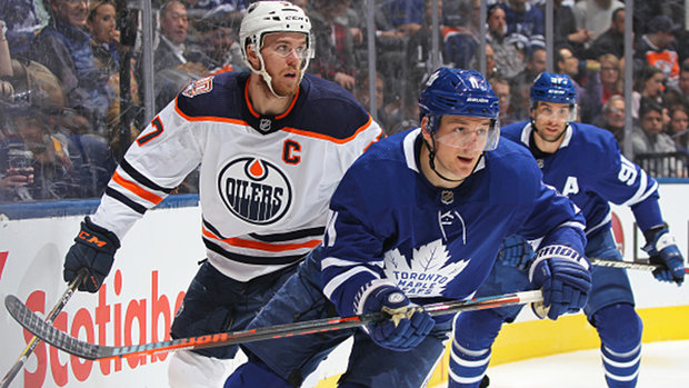 Hyman admits to having Olympics aspirations, but main focus is to help Oilers win