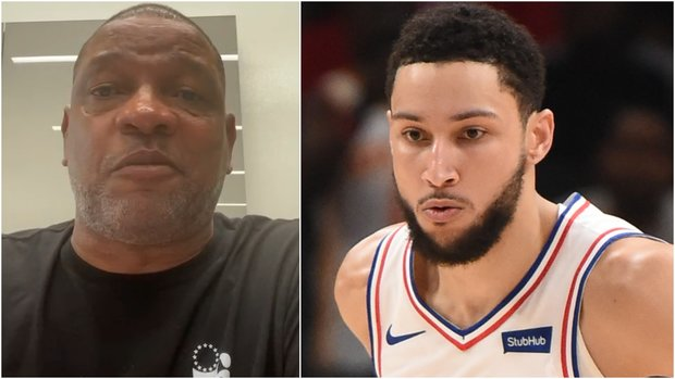 Doc Rivers: We aren't giving up on Ben Simmons
