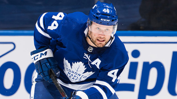Rielly addresses contract status: 'We'll see what the future holds'