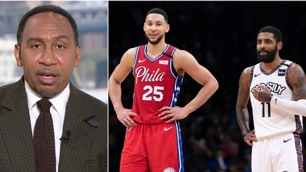 Stephen A. outlines how a Ben Simmons-for-Kyrie trade could have happened