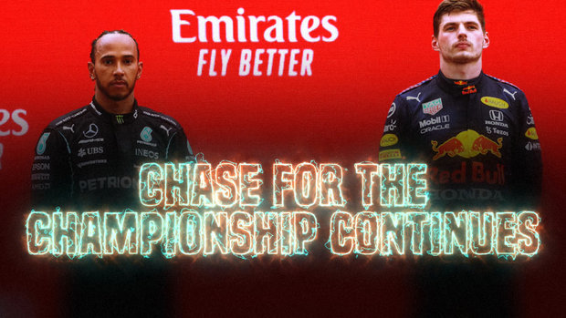 The chase for the championship continues