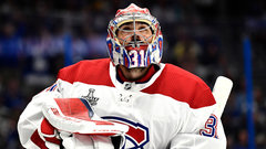 Ducharme: Despite failed physical, Price expected to be ready for Game 1