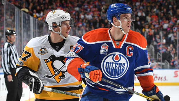 McDavid says it's a 'special thought' to possibly play with Crosby at Olympics