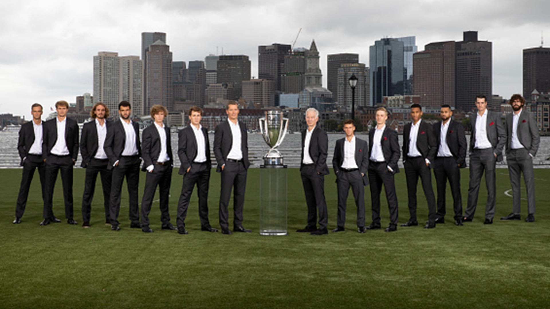 Can Shapo, Felix help Team World finally beat Team Europe at 2021 Laver Cup? - TSN