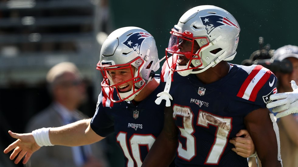 Are the Patriots in a must-win situation against the Saints?