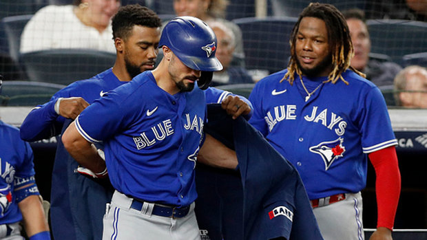 Are the Jays playing with a chip on their shoulder?