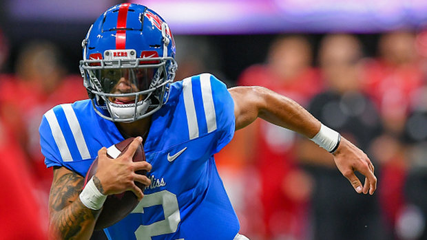 New names have emerged on the Heisman radar a few weeks into the college season