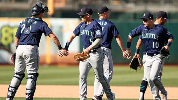 MLB: Mariners 6, Athletics 5