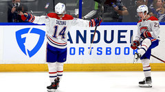 Suzuki, Caufield ready to meet big expectations with Habs, Poehling eyeing roster spot