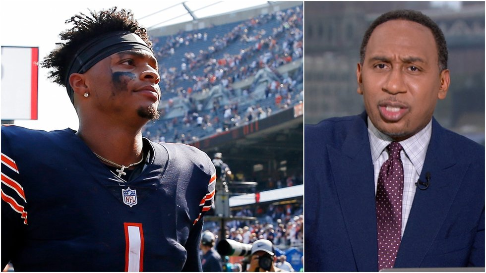 Stephen A.: Fields being thrown into the lion's den vs. Browns