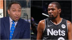Stephen A.: KD is the best player in the world, without question