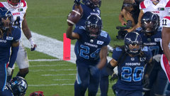 Forde: Turnovers 'easily' accounted for Alouettes loss