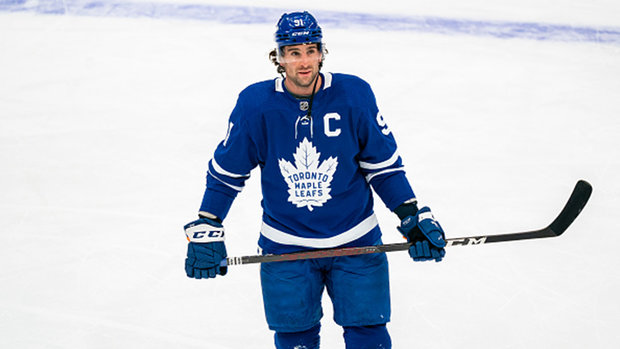 Tavares: 'Massive boost for us to play in front of Leafs nation'