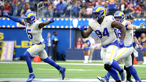 Rams take advantage of mismatches to take down Buccaneers