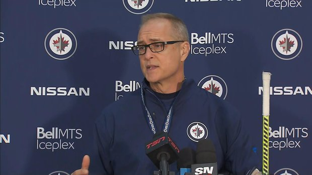 Maurice: Jets' fourth line will have to create its own identity