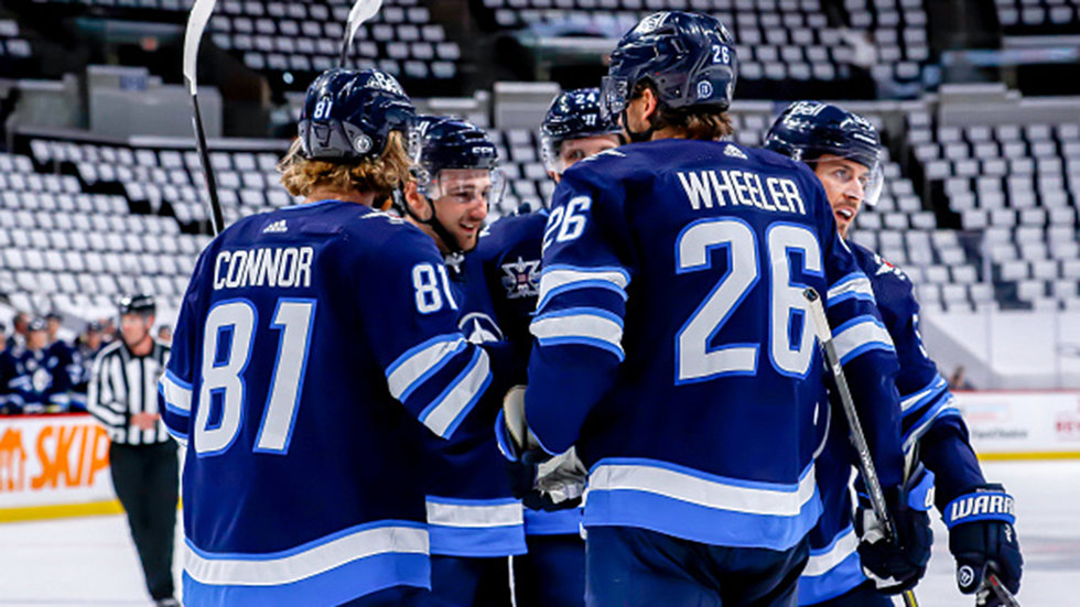 'That room will decide how far we go': Jets focused on chemistry on and off the ice