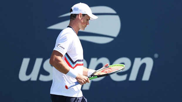 Pospisil bows out in second round of US Open