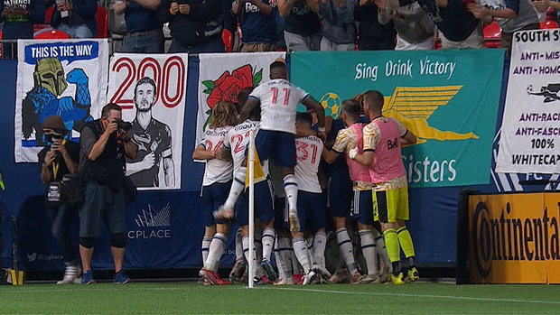 MLS: Whitecaps 2, Austin FC 1