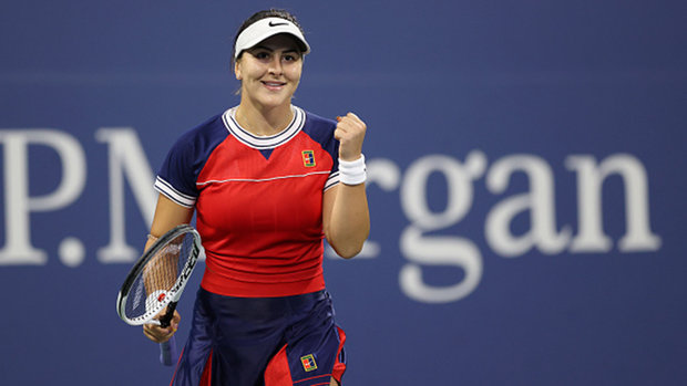 Andreescu 'pumped' to play Sakkari again: 'It's going to be good'