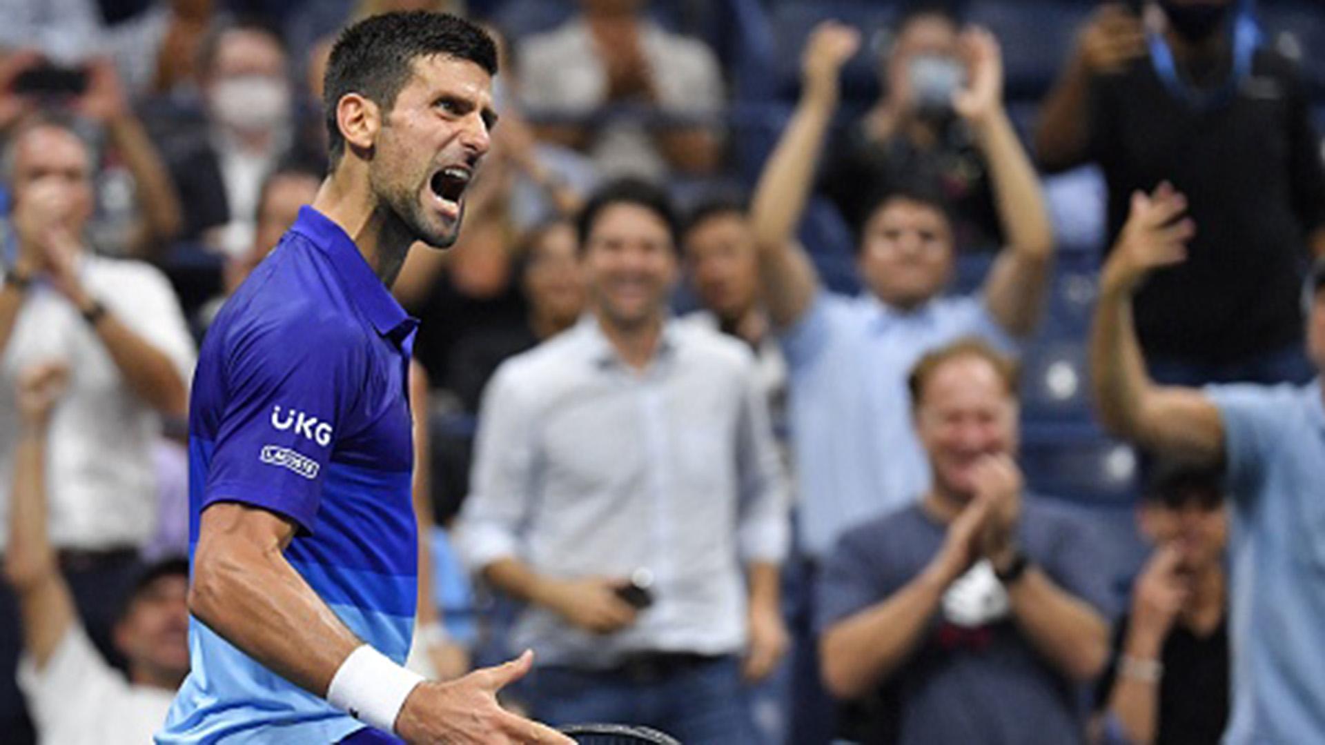 Djokovic tops Berrettini in US Open quarters to close in on slam - TSN